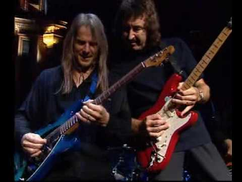 deep purple & led zeppelin & eric clapton & london shymphony orchestra - smoke on the water.mpg Music Videos