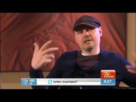 Billy Corgan 2012 Interview on Sunrise on Australia, Politics, Celebrity and the Music Industry
