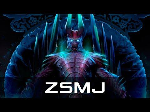 ZSMJ — Terrorblade, Safe Lane (Sep 29, 2018) | Dota 2 patch 7.19 gameplay