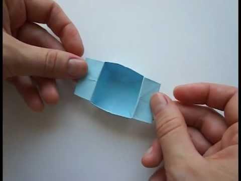Как сделать Коробку из бумаги | How to make a Paper Box