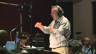 Disney Pixar THE GOOD DINOSAUR - Behind the Scenes - Soundtrack Score Recording BTS