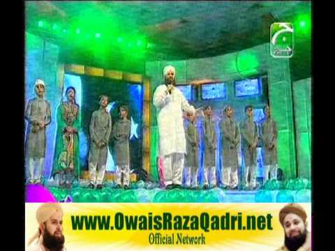 Jeevay Jeevay Pakistan by Owais Raza Qadri ( Pakistan Indepence Day 14 August 2011)