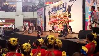 TAGUMCITY NHS (Dance theater guild) GRANDCHAMPION juicy dance synergy 11-12