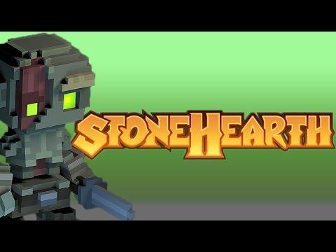 Игрообзор: Stonehearth