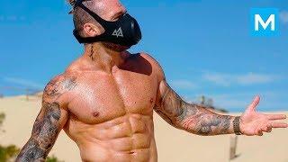 Special Operations Veteran Scott Evennett Muscle Madness