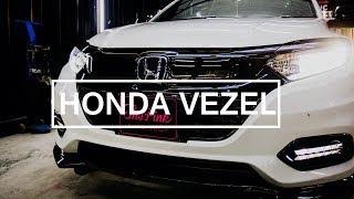 The Pink Auto Shop Ceramic Coated | Honda Vezel