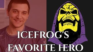Things I've learned with EG.Arteezy's Clinkz | Late game Decisions