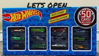 Opening the NEW Hot Wheels 50 Pack for 2019!!!