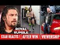 Royal Rumble #30 Entrant ! Daniel After Winning WWE Title ! Raw Viewership ! Paige On Roman Reigns ! thumbnail