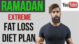 RAMADAN FULL DIET PLAN (Hindi/Urdu) | FAT LOSS DURING RAMZAN FASTING by Abhinav Mahajan