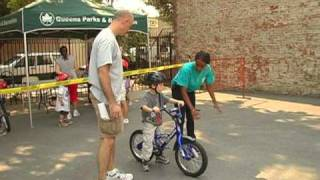 It's My Park: Learn To Ride a Bike
