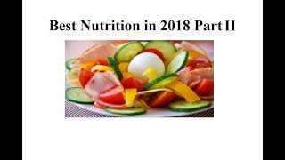 Wellness Show with Dr. Keisha Christian: Best Nutrition in 2018 Part II