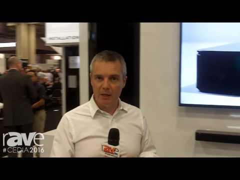 CEDIA 2016: Bose Intros the Soundtouch 300 Soundbar