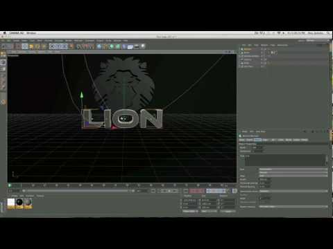Cinema 4D Intro Template (.C4D+.AE)