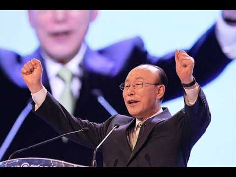 Testimonio del Pastor Yonggi Cho