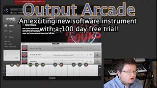 Lets Play: Output Arcade!