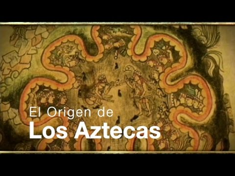 Los Aztecas Capítulo I El Origen Documental Completo Youtube