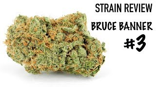 WEED STRAIN REVIEW: BRUCE BANNER #3