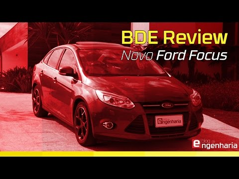 Dirigimos o Novo Ford Focus 2.0 Titanium Plus [BDE Review em 4K]