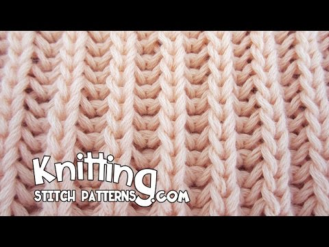 How To Knit Honeycomb Brioche Stitch Knitting Stitches