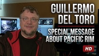 Download Guillermo del Toro  Special Message about Pacific Rim HD