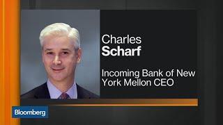 Bank of NY Mellon Names Charles Scharf CEO