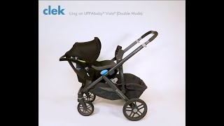 UPPAbaby®, Vista® (Double Mode) & Clek Liing Infant Car Seat