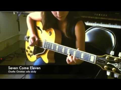 Seven Come Eleven: Charlie Christian solo study.