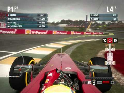 f1 2012 gameplay intelargos