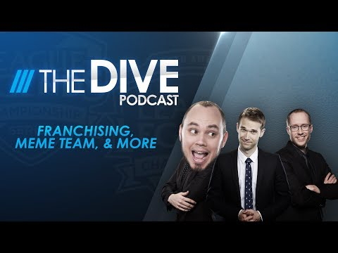 The Dive: Franchising, Meme Team, & More (Season 1 Episode 10)