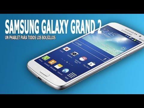Samsung Galaxy Grand 2, características y especificaciones
