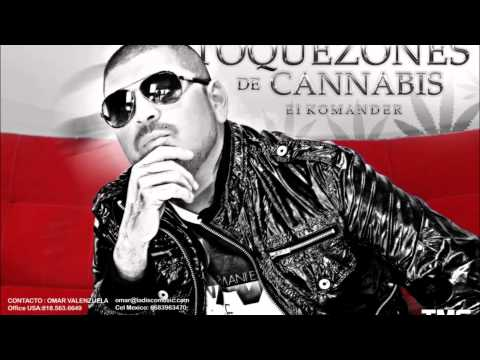 TOKEZONES DE CANNABIS(ESTUDIO)-EL KOMANDER 2013-MOVIMIENTOALTERADO.COM