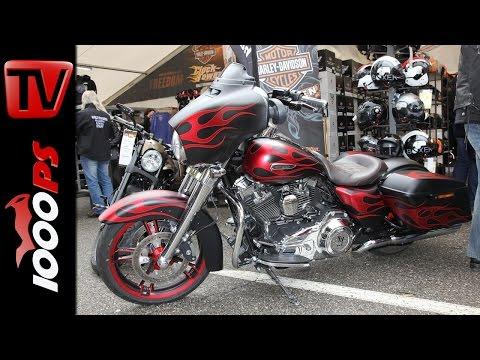 Harley-Davidson St. P�lten Charity Bike - Zu Verkaufen