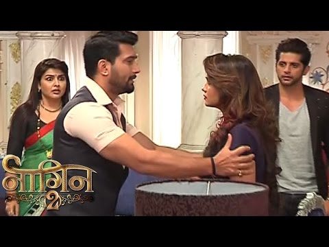 Naagin 2 - 26th March 2017 | NAAGIN - Season 2 | Colors Tv Hindi Serial Latest Today News 2017 thumbnail