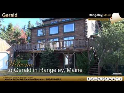 Vacation Rental in Rangeley, ME - Gerald