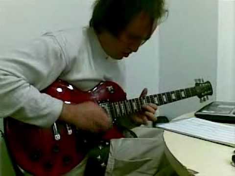 José de Luna guitar solo