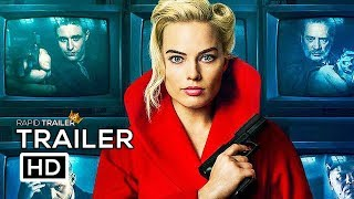 TERMINAL Teaser Trailer (2018) Margot Robbie, Simon Pegg Movie HD
