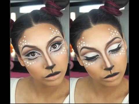 deer halloween makeup - photo #35