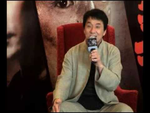 Mx022 Jackie Chan 成龙& Daniel Wu 吴彦祖Shinjuku Incident 新宿事件Press Conference