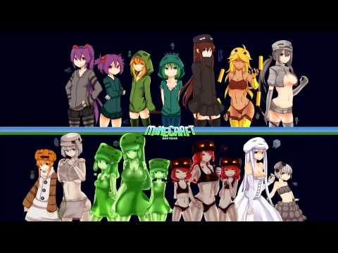 NIghtcore Dont Mine At Night Minecraft