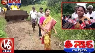 Chevella ZPTC Shailaja Sold Her Flat To Fulfill Poll Promises | Teenmaar News