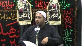 Sheikh Abbas Ismail (ENGLISH) :: 8th Muharram 1436 :: 1st Nov 2014 :: Bandra Khoja Masjid Mumbai