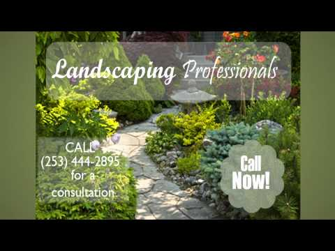 Landscaping in Seattle | (253) 444-2895 | Seattle Landscapers