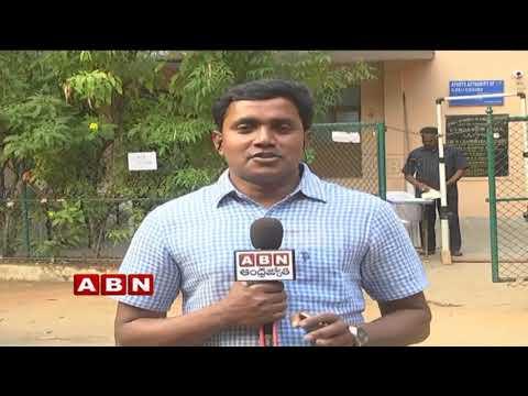 తొలి ఎన్నికల ఫలితం భద్రాచలం ? | All Set For Counting of Votes | Updates from LB Stadium | ABN Telugu