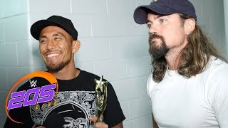 Tozawa & Kendrick accept challenge from The Singh Brothers: 205 Live Exclusive, July 23, 2019
