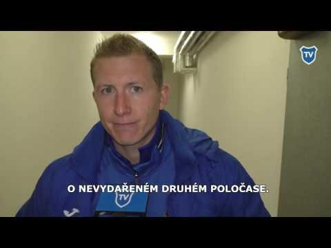 FNL: Rozhovor s Tomášem Hučkem po utkání ve Varnsdorfu.