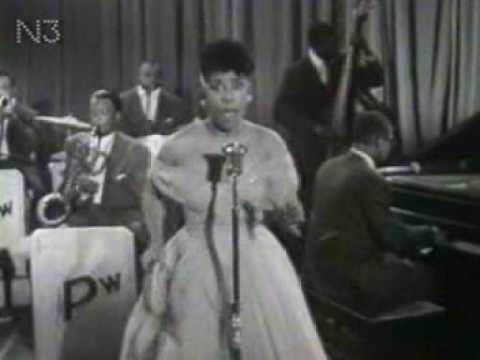 RUTH BROWN - Mama He Treats Your Daughter Mean Video