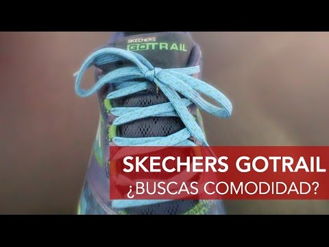 Skechers GoTrail Review de la zapatilla para trail más técnica de la marca