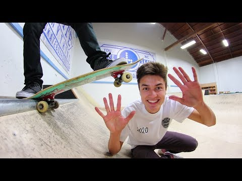 10 EASY MINI RAMP TRICKS FOR BEGINNERS