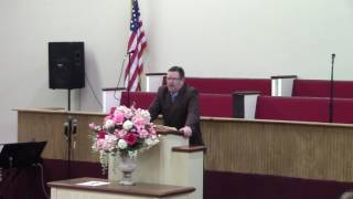 Introduction to the Letter to the Ephesians (Ephesians 1:1-2) - Joey Wampler Preaching
